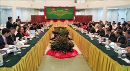 Việt Nam-Campuchia tích cực trao đổi Biên bản thỏa thuận Kỳ họp 17 Ủy ban hỗn hợp