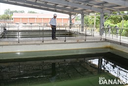 Từ tối 23/8, cấp nước luân phiên giữa các quận tại Đà Nẵng