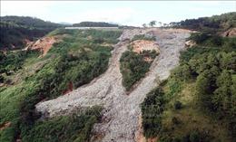 Sự cố sạt lở bãi rác Cam Ly, Đà Lạt : Cần có hướng xử lý từ gốc của vấn đề