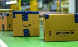 'Ông trùm bán lẻ'Amazon ngừng sử dụng bao bì nhựa ở Ấn Độ