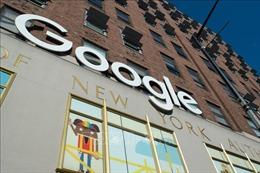 Mỹ mở cuộc điều tra chống độc quyền đối với Google
