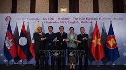 Các Bộ trưởng Kinh tế CLMV nhất trí tăng cường hợp tác