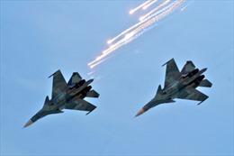 Va chạm giữa hai máy bay ném bom siêu thanh Su-34 tại Nga