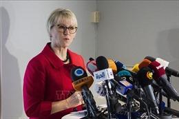 Ngoại trưởng Thụy Điển từ chức vì muốn dành nhiều thời gian cho gia đình