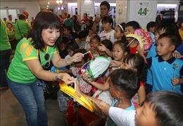 Nhiều hoạt động chăm lo Tết Trung thu cho trẻ em khó khăn