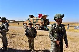Syria lên án cuộc tuần tra của Mỹ, Thổ Nhĩ Kỳ ở vùng Đông Bắc