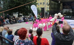 Sắc màu Việt Nam trong 'Lễ hội hành tinh màu năm 2019'ở CH Séc