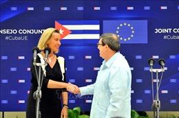 Cuba và Liên minh châu Âu mở rộng hợp tác trong nhiều lĩnh vực