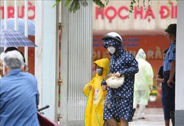 Khám sức khỏe miễn phí cho học sinh trong khu vực ảnh hưởng vụ cháy Công ty Rạng Đông