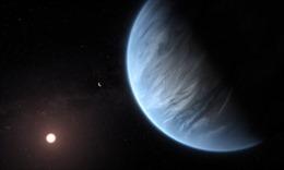Lần đầu phát hiện nước trong bầu khí quyển bao quanh một hành tinh giống Trái Đất