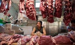 Trung Quốc xuất 10.000 tấn thịt lợn từ kho dự trữ quốc gia