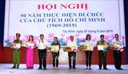 Tây Ninh chú trọng phát triển kinh tế - xã hội, nâng cao đời sống nhân dân