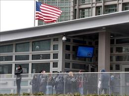 Nga triệu Đại sứ Mỹ về việc từ chối cấp thị thực cho thành viên phái đoàn Nga