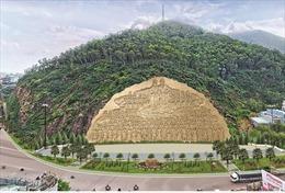 Tạm dừng tạc phù điêu, ưu tiên ngân sách cho nút giao thông cửa ngõ TP Quy Nhơn
