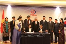 Ra mắt Hiệp hội Doanh nhân và Đầu tư Việt Nam – Hàn Quốc
