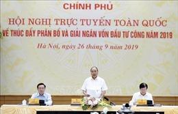 Thủ tướng chủ trì Hội nghị trực tuyến toàn quốc về thúc đẩy phân bổ và giải ngân vốn đầu tư công