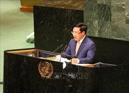 Việt Nam kêu gọi tăng cường sức sống của chủ nghĩa đa phương vì hòa bình và phát triển bền vững