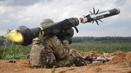 Quốc hội Mỹ 'bật đèn xanh'cho thương vụ bán tên lửa chống tăng cho Ukraine