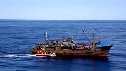 Nhật Bản cứu trên 10 thủy thủ tàu cá của Triều Tiên