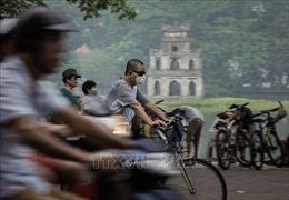 Ô nhiễm không khí tại Hà Nội sẽ được cải thiện sau những cơn mưa