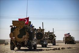 Mỹ 'lừng khừng', Thổ Nhĩ Kỳ đơn phương thiết lập 'vùng an toàn'ở Syria