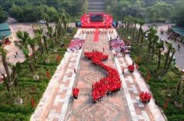 Sôi nổi Ngày hội 'Tôi yêu Tổ quốc tôi' tại Hà Nội