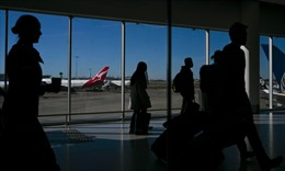 Số người tị nạn tới Australia bằng đường hàng không tăng kỷ lục
