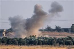 Binh lính Thổ Nhĩ Kỳ tiến sâu hơn vào lãnh thổ Syria