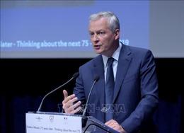 Bị WTO 'tuýt còi', châu Âu rục rịch đáp trả Mỹ