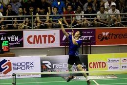 Nguyễn Tiến Minh đoạt Huy chương Vàng Giải Cầu lông các cây vợt xuất sắc toàn quốc năm 2019