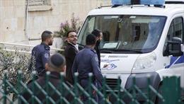 Israel bắt giữ thị trưởng Jerusalem thuộc Chính quyền Palestine