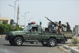 Saudi Arabia kiểm soát thành phố Aden của Yemen