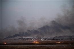 Pháp cân nhắc rút lực lượng khỏi liên minh chống ISở miền Bắc Syria