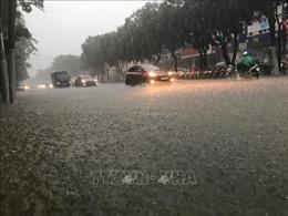 Trung Bộ mưa lớn diện rộng kéo dài đến hết ngày 19/10