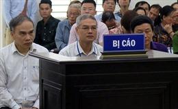 Phạt tù nguyên Phó Cục trưởng Cục Đường thủy nội địa thu tiền trái quy định