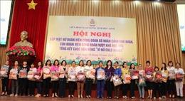 Chăm lo đời sống nữ công nhân có hoàn cảnh khó khăn tại Bắc Ninh