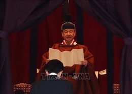 Thủ tướng Nguyễn Xuân Phúc dự Lễ đăng quang của Nhật Hoàng