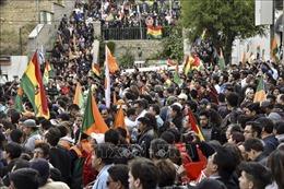 Tổng thống Bolivia tố cáo âm mưu đảo chính