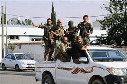 Thổ Nhĩ Kỳ đánh giá đề xuất của Đức về vùng an toàn tại Syria