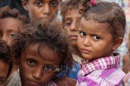 Hàng triệu trẻ em Yemen là nạn nhân của cuộc nội chiến