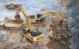 Phú Yên đẩy nhanh tiến độ thi công dự án hồ chứa nước Mỹ Lâm