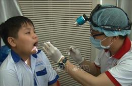 Khám, chữa răng miễn phí cho 1.500 người dân Tháp Mười
