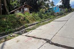 Động đất mạnh 6,8 làm rung chuyển khu vực phía Nam Philippines