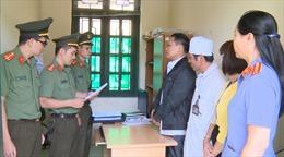Bắt tạm giam ba trưởng khoa Bệnh viện Tâm thần Thanh Hóa