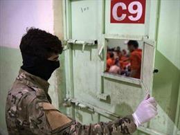Thổ Nhĩ Kỳ tuyên bố sẽ hồi hương các tù nhân IS