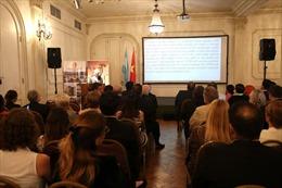 Thúc đẩy hợp tác thương mại, đầu tư và du lịch Việt Nam tại Argentina