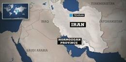 Động đất mạnh rung chuyển miền Nam Iran
