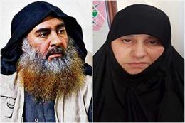 Vợ của trùm khủng bố al-Baghdadi khai nhiều bí mật của IS