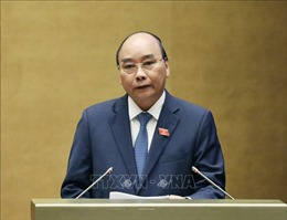 Thủ tướng Nguyễn Xuân Phúc: Tăng trưởng bao trùm để giảm chênh lệch vùng miền