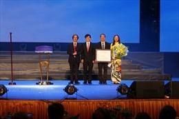 50 năm Trường THPT Chuyên Ngoại ngữ: Đem văn hóa Việt Nam lan tỏa ra thế giới